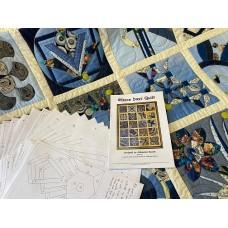 Deco Days Quilt Pattern Book