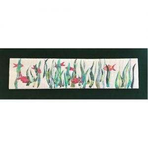 Pond Life Wall Hanging image