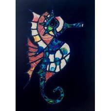 Textile Art by AbbieAnne Searle
