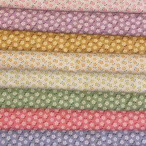 Tilda Fabric swatches
