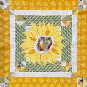 Sunflower Happy Cushion
