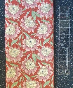 Quilt cover ruler